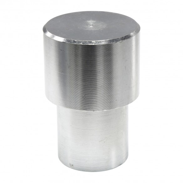 "Ground Post Driver For 2"" [1 7/8"" OD] Pipe - Greenhouse Installation Tool Post Driver Cap Jiggly Greenhouse®"