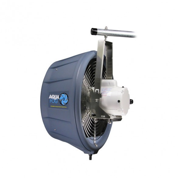 Jiggly Greenhouse® GT-500 Direct Feed Fog Fan