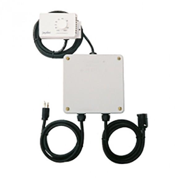 Jiggly Greenhouse® Mechanical Humidistat Control