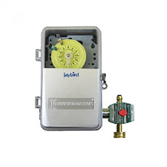 Timer Control With On/Off Trippers for Dual Turbo XE Units (115V, 240V) Jiggly Greenhouse®