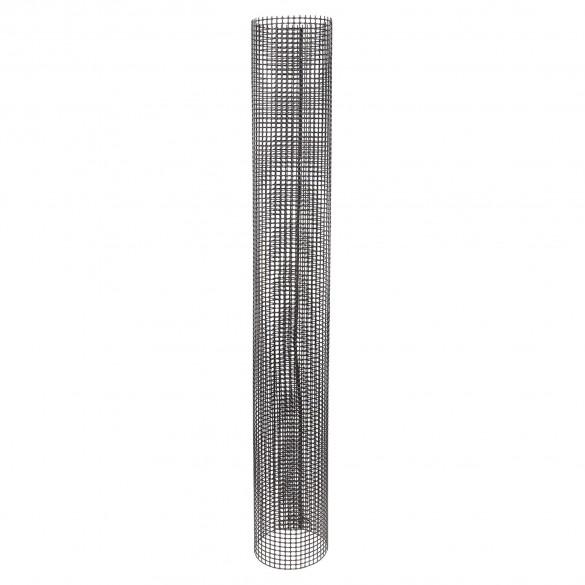 "Jiggly Greenhouse® Rigid Plastic Mesh Tree Guards 72"" Tall, 7-Inch Diameter Tree"