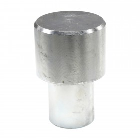 "Ground Post Driver For 1 5/8"" OD Pipe - Greenhouse Installation Tool Post Driver Cap Jiggly Greenhouse®"