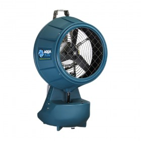 Turbo XE 3-Gallon Commercial Hanging Sump Misting And Fogging Fan For Greenhouse Ventilation (60Hz) Jiggly Greenhouse®