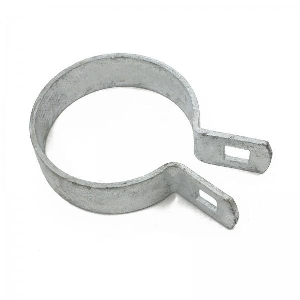 """2"""" Brace Band Galvanized Steel (Fits 1 7/8"""" OD)"""
