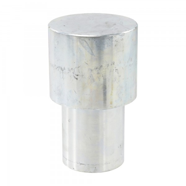 "Jiggly Greenhouse® Ground Post Driver For 2 1/2"" [2 3/8""  OD]] Pipe - Post Driver Cap"
