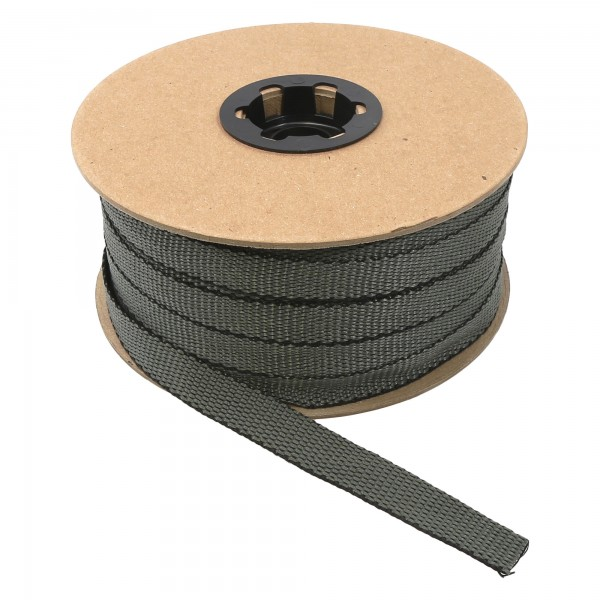 "Jiggly Greenhouse® Tree Tie Webbing 3/4"" Wide x 250' Long Roll"