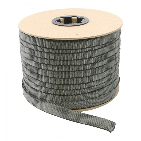 "Jiggly Greenhouse® Tree Tie Webbing 3/4"" Wide x 500' Long Roll"