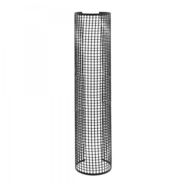 "Jiggly Greenhouse® Rigid Plastic Mesh Tree Guards 48"" Tall, 6-Inch Diameter Tree"