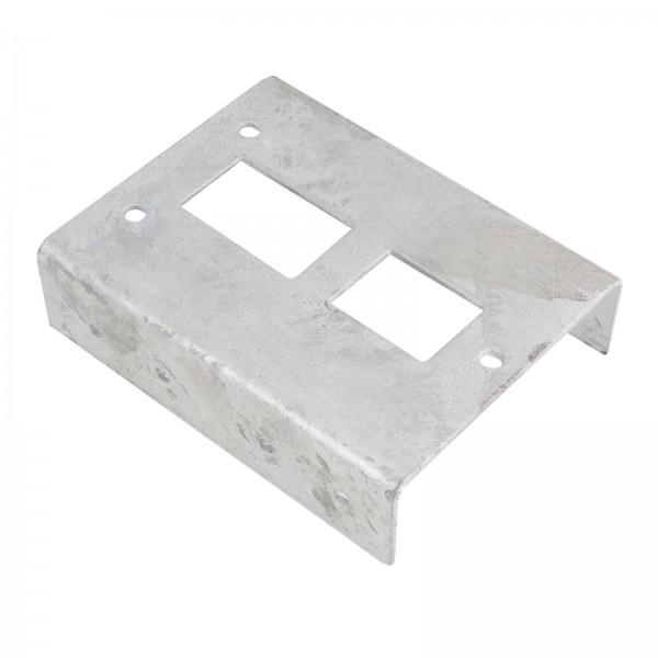 Universal Wood to Steel Adapter