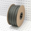 """Jiggly Greenhouse® Tree Tie Webbing 3/4"""" Wide x 250' Long Roll (Grid Shown For Scale)"""