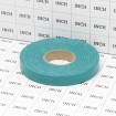 """Jiggly Greenhouse® Stretchy Plant Ties 1/2"""" Wide x 150' Long Roll (Grid Shown For Scale)"""