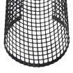 "Jiggly Greenhouse® Rigid Plastic Mesh Tree Guards 48"" Tall, 6-Inch Diameter Tree"