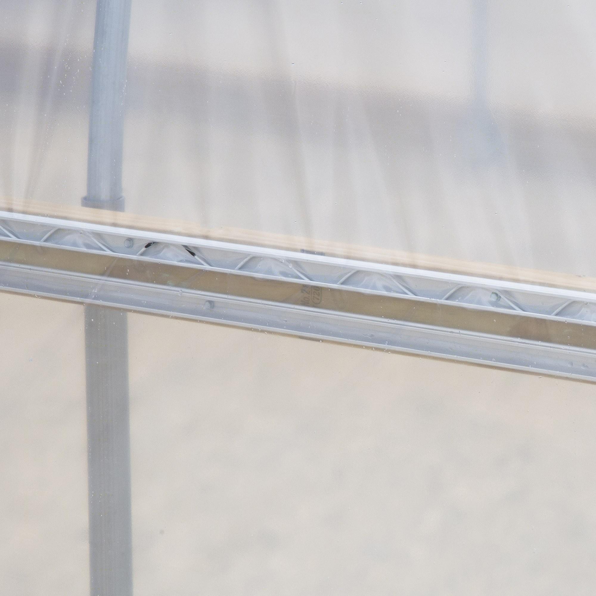 Jiggly Greenhouse® Premium Clear Plastic Greenhouse Grow Film - UVA